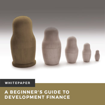 Whitepaper: A Beginner's Guide to Development Finance