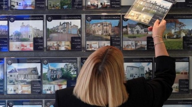 Home ownership declines across the UK