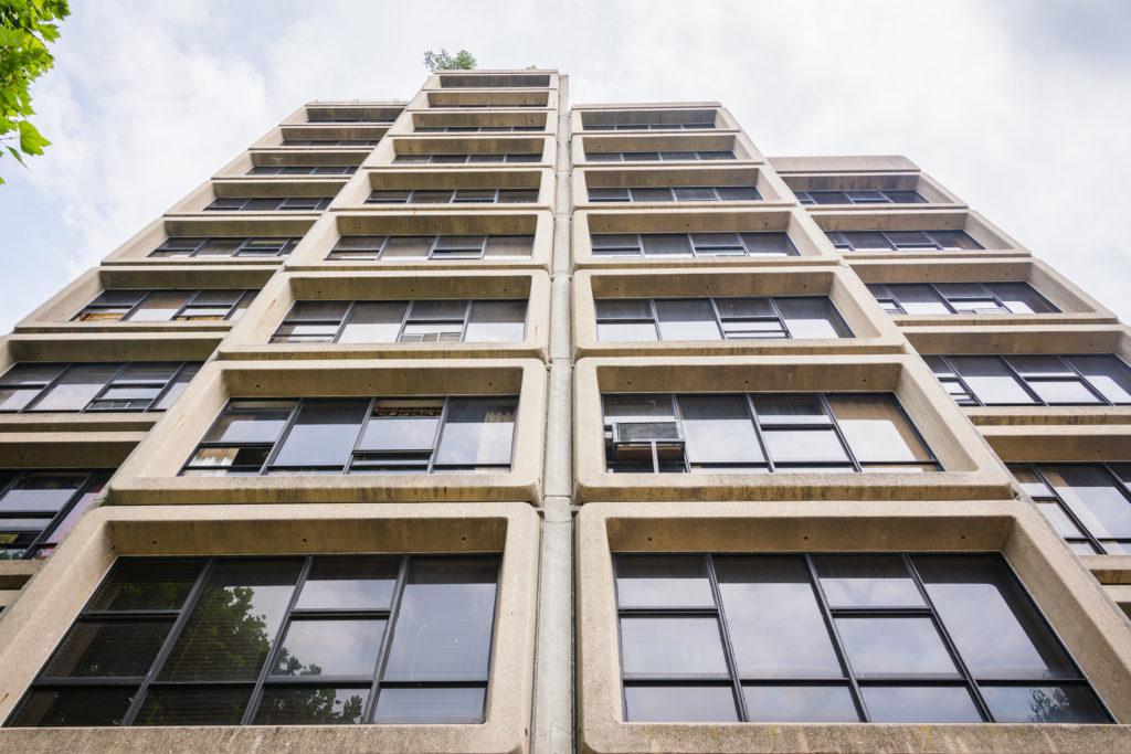 Skyrise building